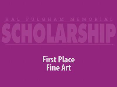 2018 Hal Fulgham Scholarship