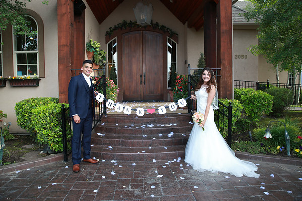 Ivette + Andres