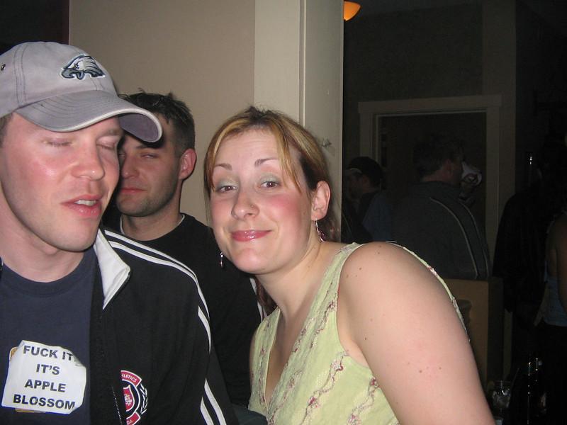 Bud and Kerri at Kaps