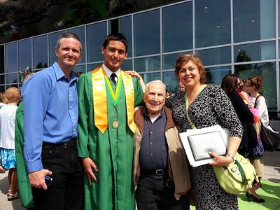2013 - NickWatson-HS-Grad
