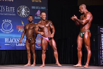 Finals Mens Bodybuilding