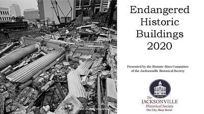 JHS - 2020 Most Endangered List