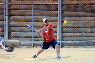 2012-05-03 PRCOC Men's Softball VS Pleasant Plains Grey