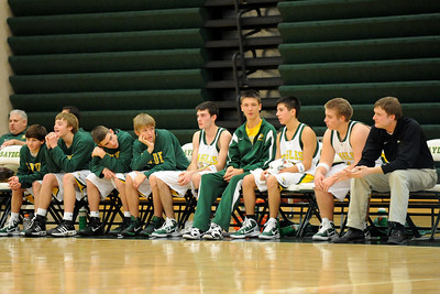 Boys JV Basketball - ADM 2010-2011