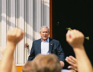Presidential Visit to Illinois
