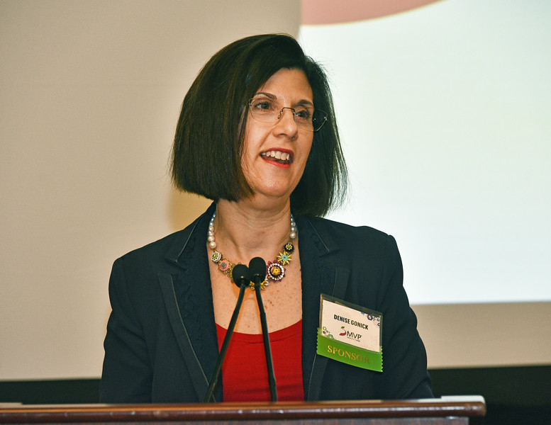 Denise Gonick CEO and director at MVP Health Care