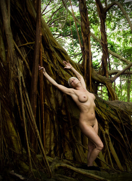 Traveling - Fine Art Nudes from Far Away Places