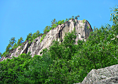 Cathedral and White Horse Ledges (July 4)