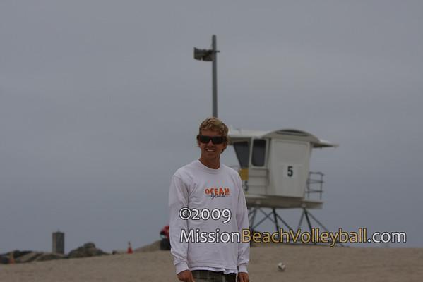 2008 CBVA A Ocean Beach 07/19/2008