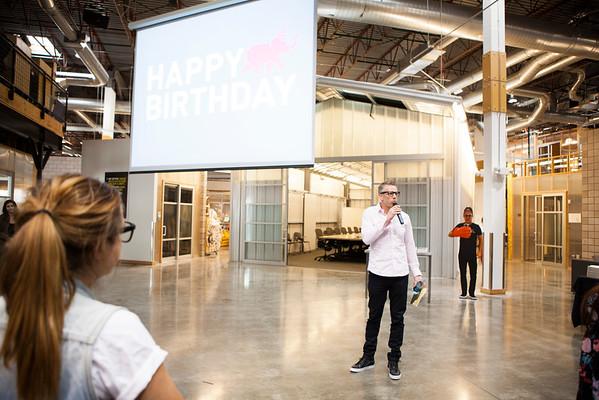 Adam Chasnow Birthday