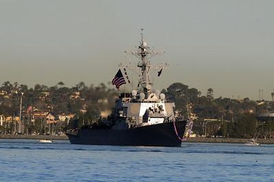 USS Benfold DDG-65