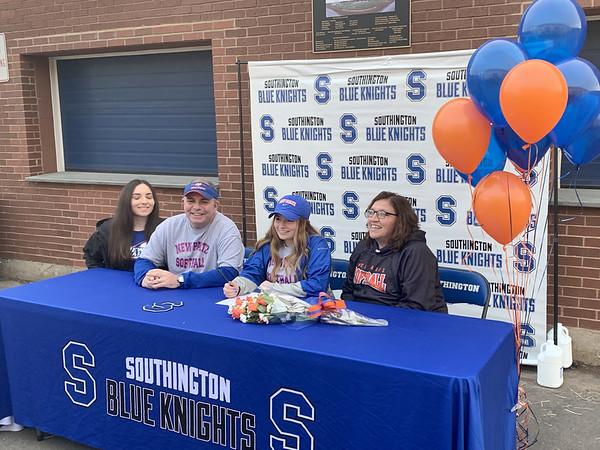 Southington Signing 5 11-17-20