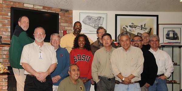 MAT MLK BBQ at Bee Jay and Sylvia's House - 21 Jan 2008