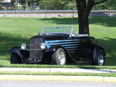 New Holland Pa. Car Show