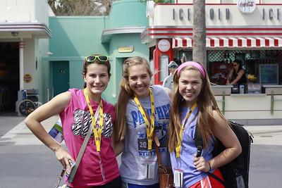 Disney Band trip 2013