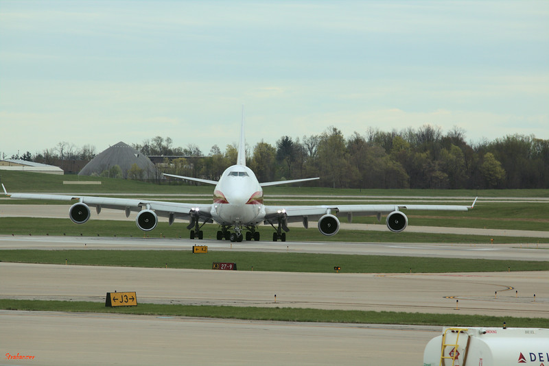 Cincinnati, Ohio,  KCVG   04/13/2019