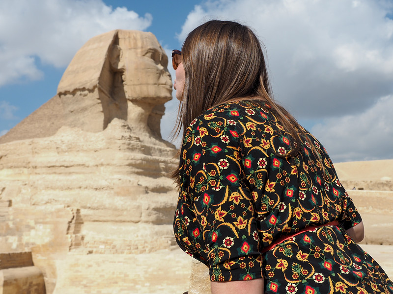 Kissing the Sphinx