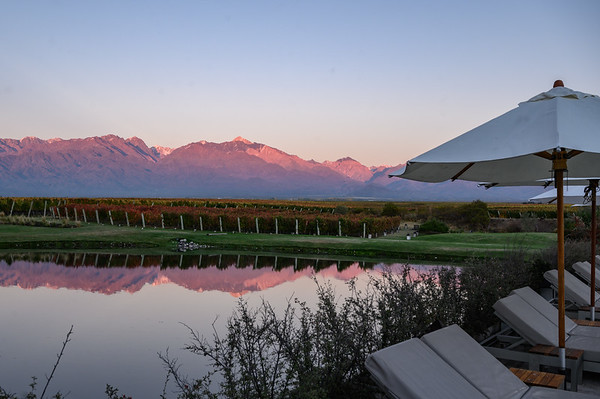 The Vines Resort & Spa - May 2019