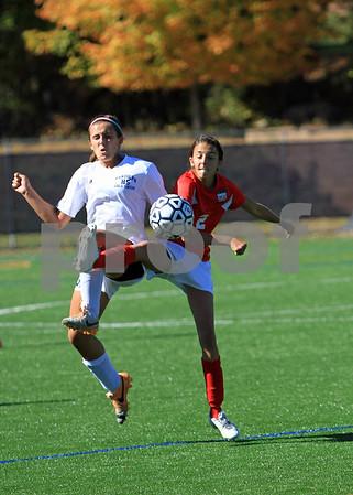 Morris Hills @ Randolph Girls Varsity Soccer
