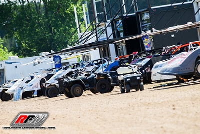 Clash at the Mag - Magnolia Motor Speedway - Lucas Oil Late Model Dirt Series - 5/31/19 - Heath Lawson