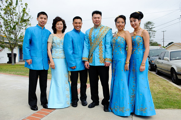 Formals (Bridal Party)