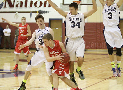 Watkins Glen Basketball 1-23-15
