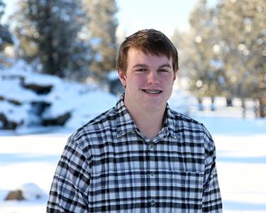 Mitch Keranen Senior Pictures 1-03-12