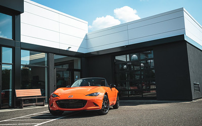 The Answer: 2019 30th Anniversary Edition MX-5