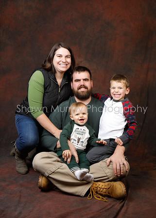 Fawn & Greg Miller Family
