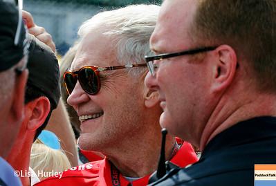 2015 IndyCar - Indy 500 Race Day