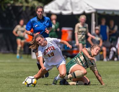NCAA - Women's Soccer - DU vs CSU - 20170820
