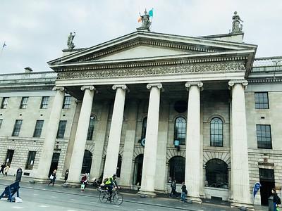 Dublin April 2018