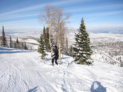 Skiing - 1/25/2010