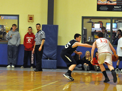 2011.03.13 - Boys 8A Final vs Milford