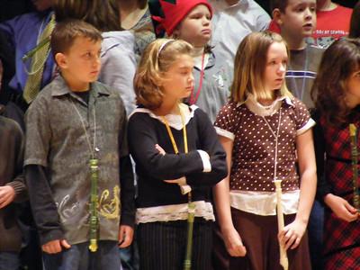2007 Chels Christmas chorus concert