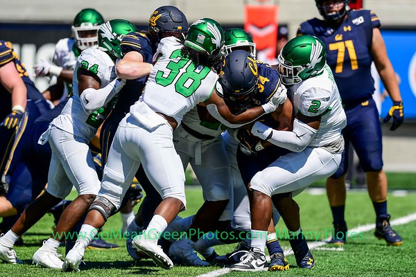 Mean Green @ Cal Golden Bears
