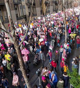 Jan 21: San Jose Women's March (Jack Owicki's photos)