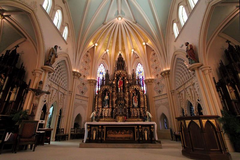 St. Edwards Catholic Church - Little Rock, AR