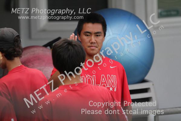 High School Boys Tennis 2011