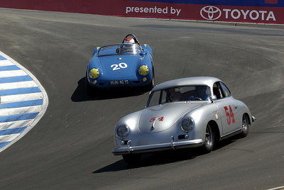 2006 Monterey Historics Group 2A 1947-1955 Sports Racing & Production Cars under 2000cc