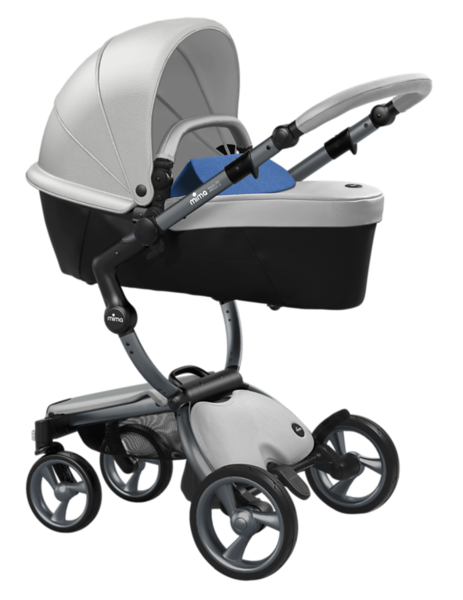 Mima_Xari_Product_Shot_Argento_Graphite_Chassis_Denim_Blue_Carrycot.png
