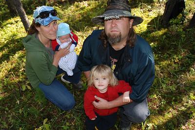 Camping - McLean Creek September