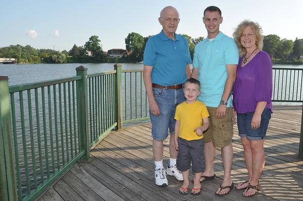 Bob Kelly 4 Generations