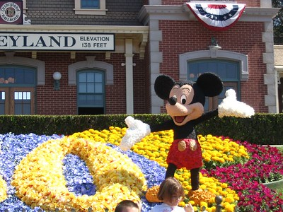 Disneyland JUNE 2005
