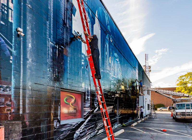 CR Building Mural - During Installation 10-7-2016-9-2.jpg