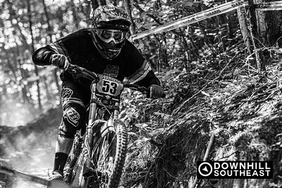 2020 Downhill Southeast - Windrock Race 2 Day 1