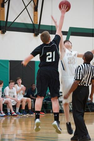 Boys Basketball - C Team