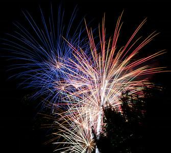 Davis Fireworks - 2014