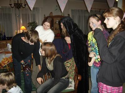 Rebecca's Halloween Party - 2007