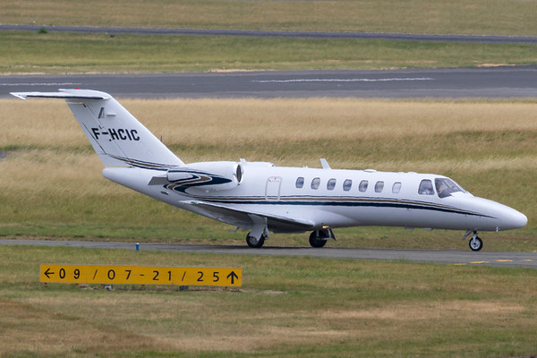 F-HCIC - Cessna 525B CitationJet CJ3